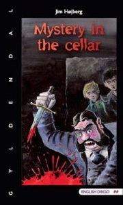mystery in the cellar - bog