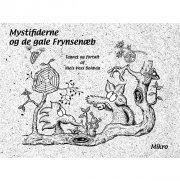 mystifiderne og de gale frynsenæb - bog