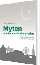 myten om den muslimske invasion - bog