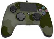 nacon revolution pro ps4 controller - camouflagegrøn - Konsoller Og Tilbehør