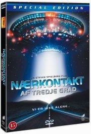 nærkontakt af tredje grad / close encounters of the third kind - special edition - DVD