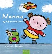 nanna og flyvemaskinen - bog