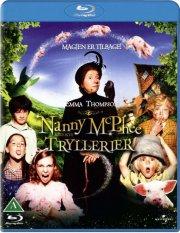 nanny mcphee 2 - med nye tryllerier - Blu-Ray