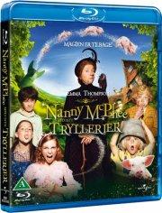 nanny mcphee - med nye tryllerier  - Blu-Ray + Dvd