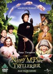 nanny mcphee 2 - med nye tryllerier - DVD