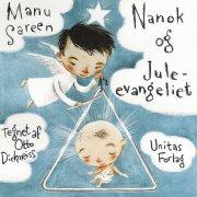 nanok og juleevangeliet - bog