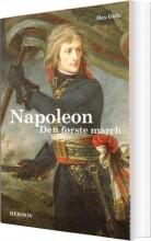 napoleon - den første march - bog