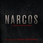 pedro bromfman - narcos soundtrack - a netflix original series - cd