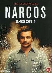 narcos - sæson 1 - DVD