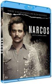 narcos - sæson 1 - Blu-Ray