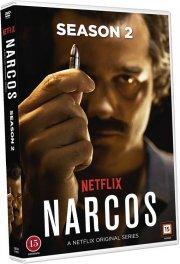 narcos - sæson 2 - DVD