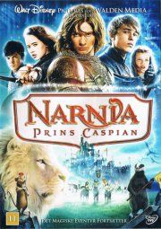 narnia 2: prins caspian - DVD