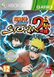 naruto shippuden: ultimate ninja storm 2 (classics) - xbox 360