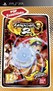 naruto ultimate ninja heroes 2 (essentials) - psp