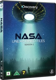nasa's unexplained files - sæson 1 - discovery channel - DVD