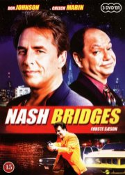 Image of   Nash Bridges - Sæson 1 - DVD - Tv-serie