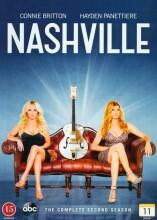 nashville - sæson 2  - DVD