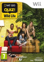 nat geo quiz! wild life - wii