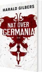 nat over germania - bog