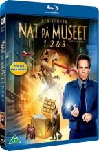 nat på museet // nat på museet 2 // nat på museet 3 - Blu-Ray