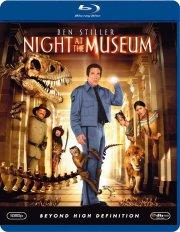 nat på museet - Blu-Ray