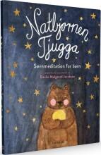 natbjørnen tjugga - søvnmeditation for børn - bog