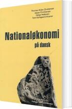 nationaløkonomi på dansk - bog