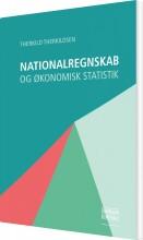 nationalregnskab og økonomisk statistik - bog