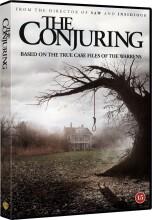 the conjuring / nattens dæmoner - DVD