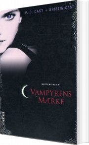 nattens hus #1: vampyrens mærke - bog