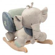 nattou gyngehest - elefanten jack - Motorik