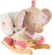 nattou gyngehest - elefanten rose - Motorik