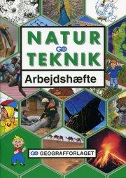natur teknik grøn - arbejdshæfte - bog