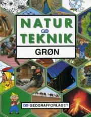 natur teknik grøn - elevbog - bog