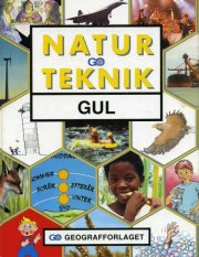 natur teknik gul - elevbog - bog