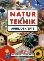 natur teknik rød - arbejdshæfte - bog