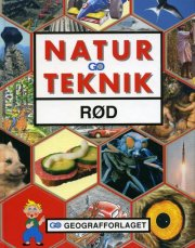 natur teknik rød - elevbog - bog