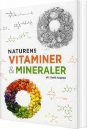 naturens vitaminer og mineraler - bog
