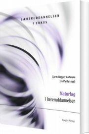 naturfag i læreruddannelsen - bog