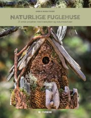 naturlige fuglehuse - bog