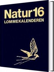 naturlommekalenderen 2016 - bog