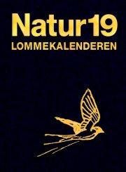 naturlommekalenderen 2019 - bog