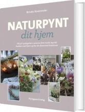 naturpynt dit hjem - bog