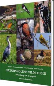 naturskolens vilde fugle - bog
