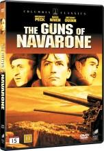 navarones kanoner - DVD
