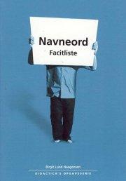 navneord - facitliste - bog