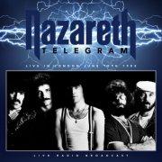 nazareth - telegram - live in london 1985 - Vinyl / LP