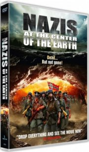 nazis at the center of the earth - DVD