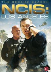 ncis - los angeles - sæson 2 - DVD