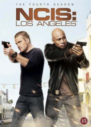 ncis - los angeles - sæson 4 - DVD